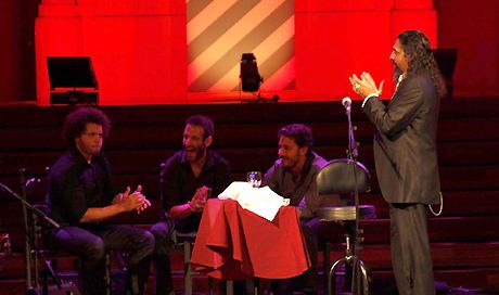 Diego El Cigala en el Palau de la Música de Barcelona
