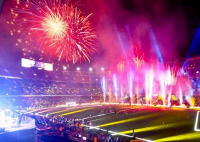 Celebración del Doblete del FCBarcelona, 2016
