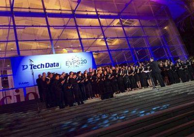 Convención TechData EVPS20, 2016